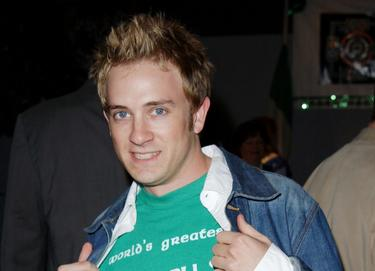Tom Lenk at the Los Angeles premiere of &quot;Irish Eyes.&quot;